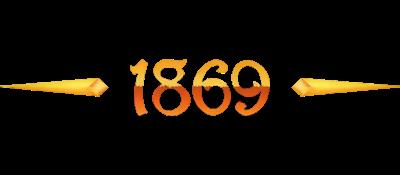 1869 - Clear Logo