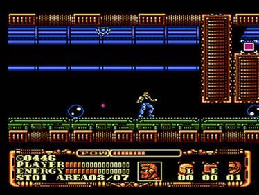 Power Blade 2 - Screenshot - Gameplay