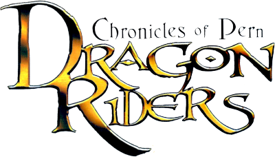 Dragon Riders: Chronicles of Pern - Clear Logo