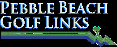 Pebble Beach Golf Links - Clear Logo