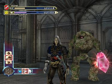 Castlevania: Curse of Darkness - Screenshot - Gameplay