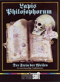 Lapis Philosophorum: The Philosophers' Stone