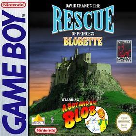 David Crane's The Rescue of Princess Blobette Starring A Boy and his Blob