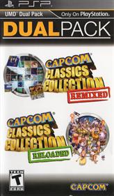 Dual Pack: Capcom Classics Collection Remixed + Capcom Classics Collection Reloaded