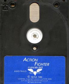 Action Fighter - Disc