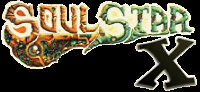 Soulstar X - Clear Logo