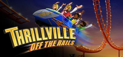 Thrillville: Off The Rails - Banner