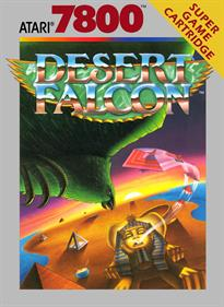 Desert Falcon - Box - Front - Reconstructed