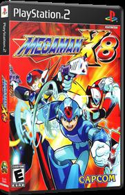 Mega Man X8 - Box - 3D