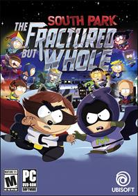 South Park: The Fractured But Whole - Box - Front