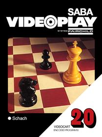 Videocart-20: Schach
