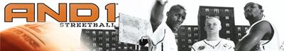 AND 1 Streetball - Banner