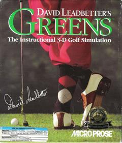 David Leadbetter's Greens