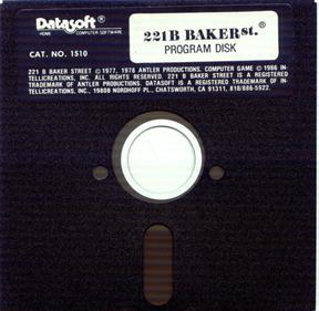 221 B Baker St. - Disc