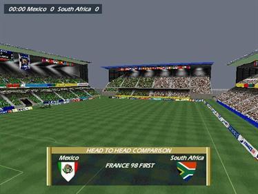 World Cup 98 - Screenshot - Gameplay