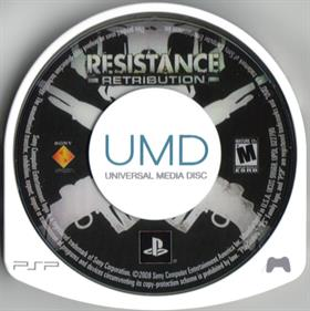 Resistance: Retribution - Disc