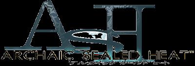 ASH: Archaic Sealed Heat - Clear Logo