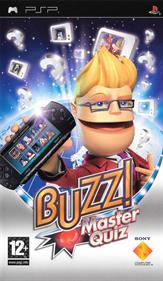 Buzz! Master Quiz - Box - Front