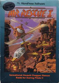 Air Rescue - Box - Front