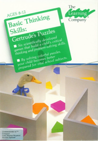 Gertrude's Puzzles