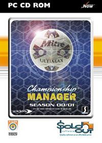Championship Manager 00/01