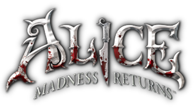 Alice: Madness Returns - Clear Logo