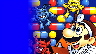Dr. Mario BS Ban - Fanart - Background