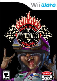 High Voltage: Hot Rod Show
