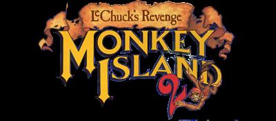 Monkey Island 2: LeChuck's Revenge - Clear Logo