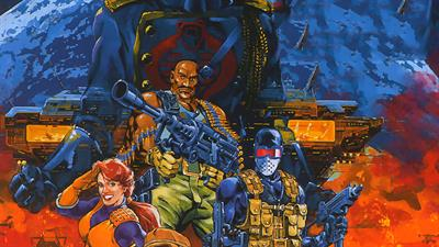 G.I. Joe - Fanart - Background
