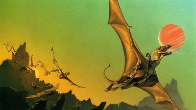 Dragon Riders: Chronicles of Pern - Fanart - Background