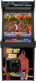 Best Bout Boxing - Arcade - Cabinet