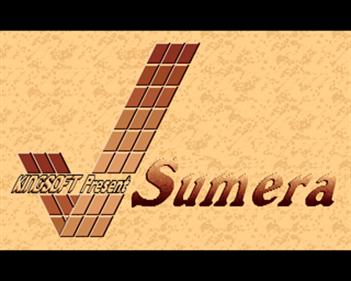 Sumera - Screenshot - Game Title