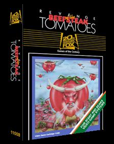 Revenge of the Beefsteak Tomatoes - Box - 3D