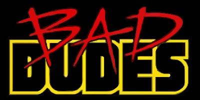 Bad Dudes Vs. DragonNinja - Clear Logo
