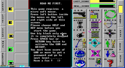 1993tris - Screenshot - Game Title