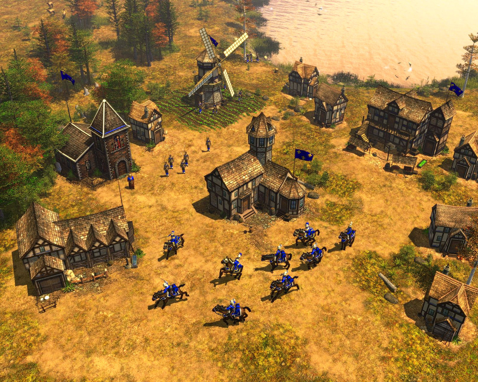 ... Age of Empires III - Screenshot - Gameplay ...