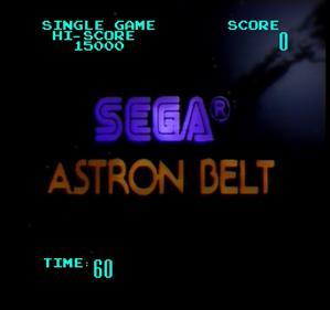 Astron Belt - Screenshot - Game Title