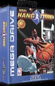 NBA Hang Time - Box - 3D