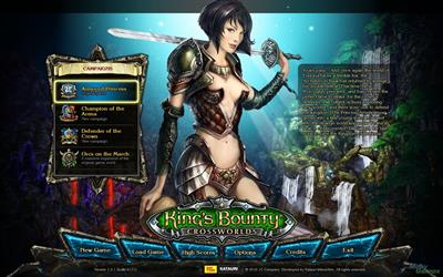 King's Bounty: Crossworlds - Screenshot - Gameplay