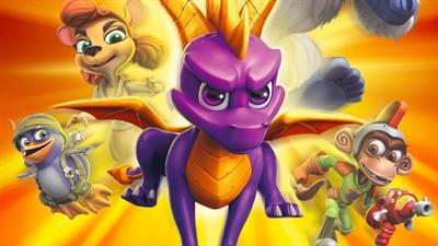 Spyro: Year of the Dragon - Fanart - Background