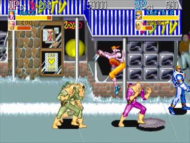 Captain Commando - Screenshot - Gameplay