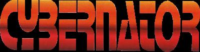 Cybernator - Clear Logo