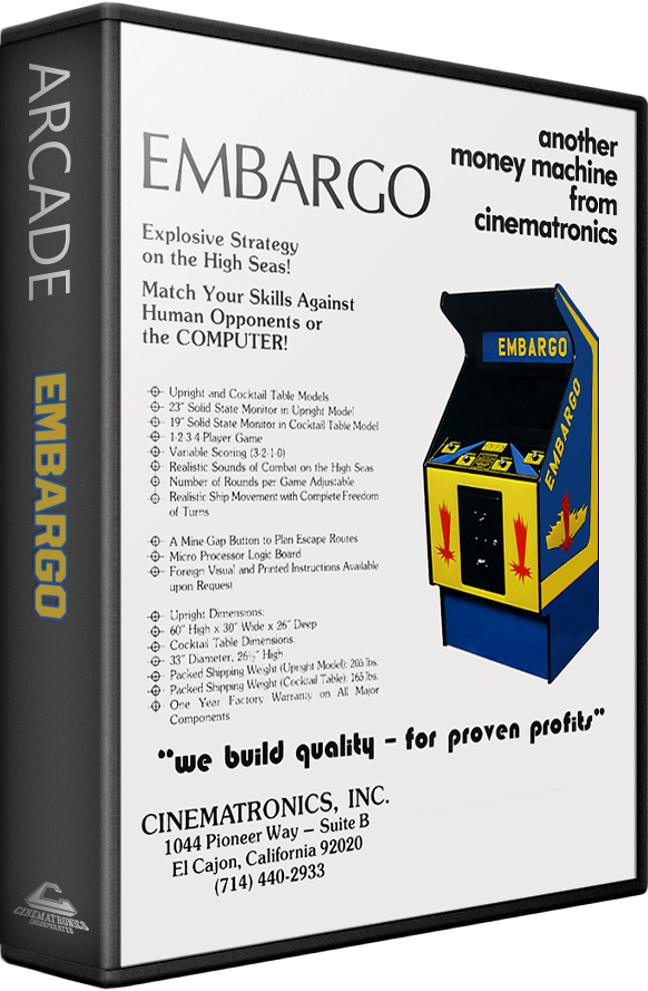 Embargo Details - LaunchBox Games Database