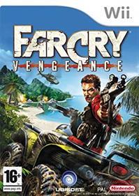 Far Cry: Vengeance - Box - Front