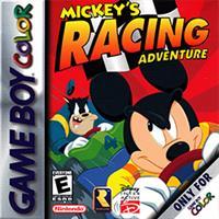 Mickey's Racing Adventure
