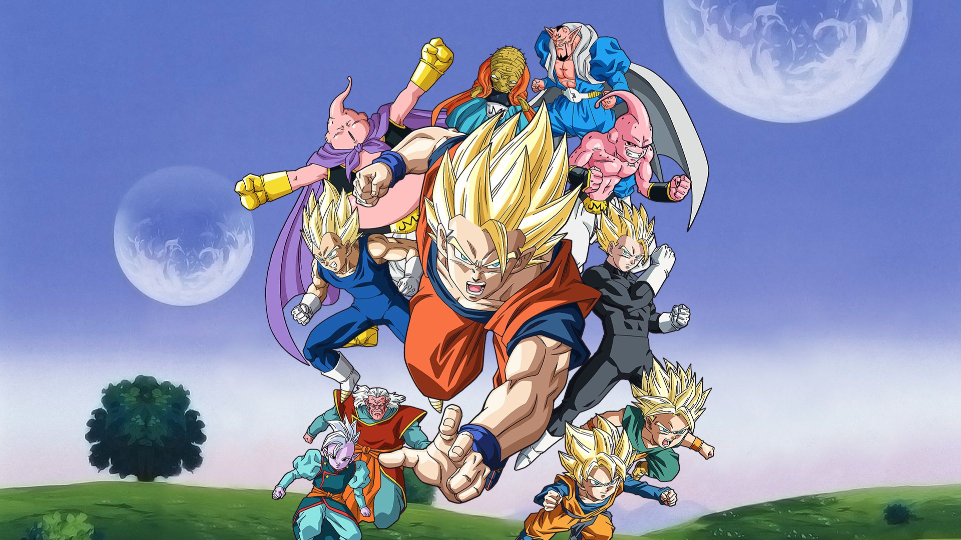 dragon ball kai ultimate butouden ds rom download