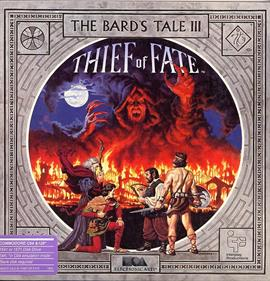 The Bard's Tale III: Thief of Fate - Box - Front