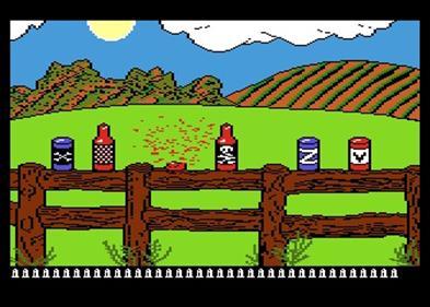 Barnyard Blaster - Screenshot - Gameplay