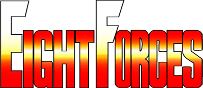 Eight Forces - Clear Logo